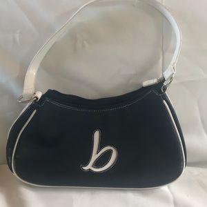 Handbags - Black and white Shoulder Bag